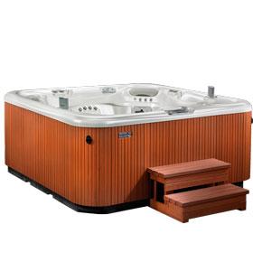 Гидромассажный бассейн-спа HotSpring Vanguard (АВАНГАРД)