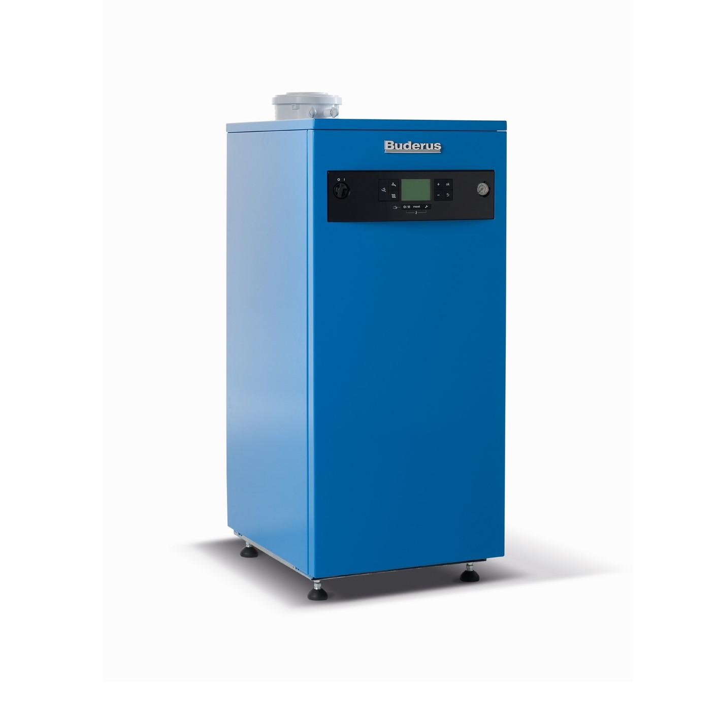 Напольный газовый котел Logano plus GB102-16S